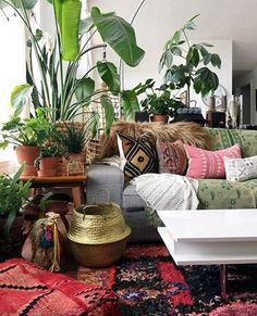 I need this in my home! boho decor perfection
