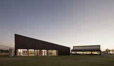 Galería de Sala Multiusos Parque industrial Sauce Viejo / Paschetta Cavallero Arquitectos - 12