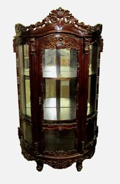 DART COLLECTION Rococo China Cabinet >>> Click image for more details.