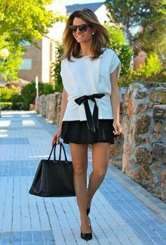 Una combinación que nunca falla. Black & white