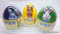 PEZ - Easter Mini PEZ set of 3 in Eastereggs - NEW 2016 !!!!! in Sammeln & Seltenes, Weitere Sammelgebiete, PEZ | eBay