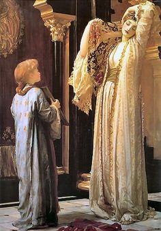 Lord Frederick Leighton : Light of the Harem - 1880 - Private collection