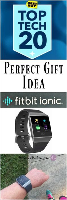I have been sporting this new fitbit ionic watch from Best Buy.  This ionic is on The Top Tech list which has just been released from Best Buy. #ad Check out what else is on this list- http://bby.me/3vj7k #BestBuyTopTech Get Your Holiday Shopping Game On! Fitbit Ionic Watch #ad