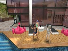 Avakin Life, Vsco, Instagram, Pictures, Games