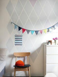 Kinderzimmer Deko selber machen kommode                                                                                                                                                     Mehr