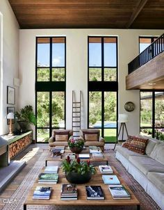 41 Contemporary Living Room Interior Designs - Modern Home Design Sweet Home, Deco Design, Design Dintérieur, Design Styles, Design Elements, Great Rooms, Home And Living, Usa Living, Interior Architecture