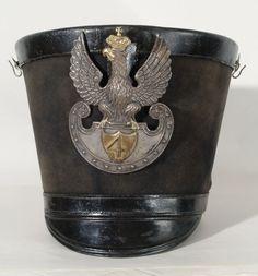 Czapka oficera wyższego 4 pułku piechoty liniowej Napoleonic Wars, Warsaw, Empire, Photos, Army, Military, Stuff To Buy, Hard Hats, Gi Joe