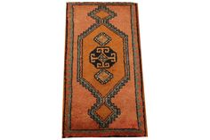 Turkish Doormat Carpet Rug 33 x 17 feet Handwoven by ANATOLIANRUGS