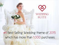 Wedding Suite - WordPress Wedding Theme by WEBNUS   ThemeForest