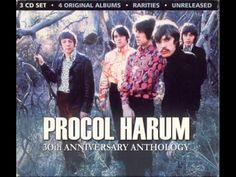Procol Harum - Homburg 1967 Follow up of 'A whiter shade of pale' Gary Brooker - Keys, vocals B.J. wilson - Drums David Knights - Bass Robin Trower - Guitar ...