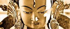 DAKINI...Tara Statue in Tara Mandala, Colorado