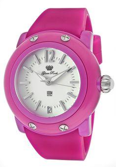 Glam Rock Women's Miss Miami Beach Casual Watch by Spring Wrist Candy on Glam Rock, Rock Watch, Beach Casual, Casual Watches, Miami Beach, Casio Watch, Bling Jewelry, Bracelet Watch, Accessories