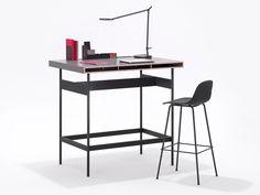 Studio Table, Studio Desk, Office Furniture, Furniture Design, Standing Table, Meeting Table, Table Frame, Minimalist Design