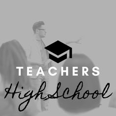 All about that high school teacher life! School Teacher, High School, Life, Grammar School, High Schools, Secondary School, Middle School
