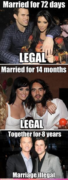 Please protect the sanctity of marriage by keeping it between a man and a woman.