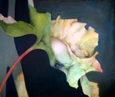 Flagrantis speculum veneris (Loveknot) Dorthea Tanning Oil on Canvas 56 x 66 inches