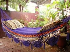 The way a true gypsy relaxes...