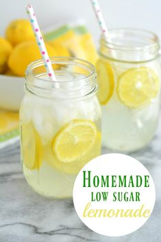 There is nothing like fresh squeezed homemade lemonade. This single serve recipe… There is nothing like fresh squeezed homemade lemonade. This single serve recipe used fresh lemons and a hint of simple syrup or Stevia if you need a sugar-free version. Lemonade With Lemon Juice, Fresh Lemonade Recipe, Healthy Lemonade, Fresh Squeezed Lemonade, Homemade Lemonade Recipes, Lemon Drink, Lemon Recipes, Sugar Free Lemonade Recipe, Deserts