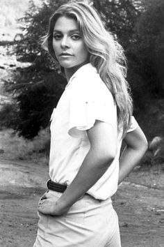 """Lindsay Wagner of """"The Bionic Woman"""""""