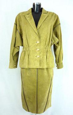 Costumes, Tailleurs Tailleur Dior Jupe Fourreau Veste Grandes Poches Vintage Reasonable Price Vêtements, Accessoires