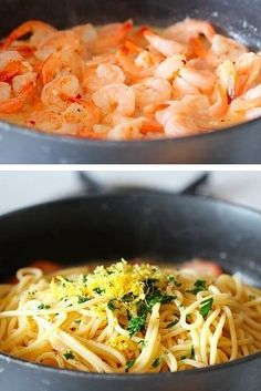 Shrimp Scampi | 18 Tasty Pasta Dinners You Need To Try