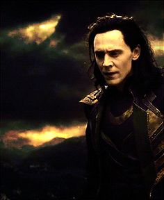 Loki's magic...
