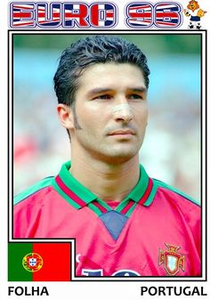 Fifa, Portugal National Football Team, Euro 96, Good Soccer Players, Football Stickers, Football Soccer, World Cup, Competition, Baseball Cards
