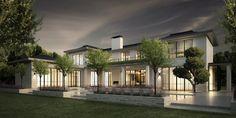 Villa Waalre klassiek modern eigentijds ottomaans bohemian landelijk