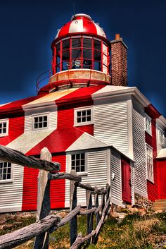Terre-Neuve ✈ Lighthouse in Bonavista, Newfoundland Newfoundland Canada, Newfoundland And Labrador, Alberta Canada, Ottawa, Quebec, Ontario, Lighthouse Pictures, Vancouver, Beacon Of Light