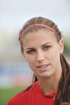 Alex Morgan. (Facebook)