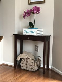 DIY Rustic Wood Crate Sign – Loving the Simple Things