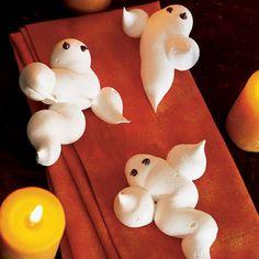 Meringue Ghosts