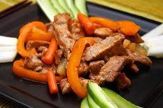 CHINESE PORK Pork Recipes, Lunch Recipes, Healthy Recipes, Indian Food Recipes, Asian Recipes, Ethnic Recipes, Yummy Asian Food, Chinese Pork, Recipes