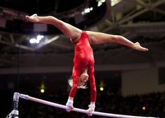 """""""People don't do gymnastics because it's fun. Ask any gymnast. Gymnastics World, Gymnastics Posters, Gymnastics Pictures, Olympic Gymnastics, Olympic Badminton, Olympic Games Sports, Olympic Team, Swimmer Girl Problems, Gymnastics Flexibility"""
