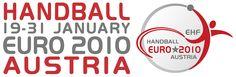 Logo Europeo Balonmano Masculino 2010