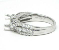 3 Diamond Engagement Ring Mounts 18