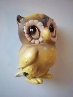 Josef Original OWL Vintage   Love the face