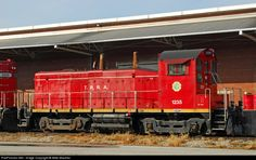 RailPictures.Net Photo: TRRA 1235 Terminal Railroad Association of St. Louis EMD SW1200 at Granite City, Illinois by Mike Mautner