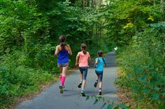Magic happens when we slip on our running shoes. Here's one runner's take on the power running shoes can have on a mom's life.
