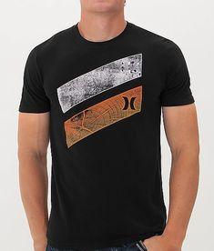 Hurley Woodslash Dri-FIT T-Shirt - Men's Shirts/Tops | Buckle