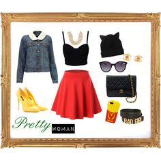"""Pretty Woman"" by lenkafen on Polyvore"