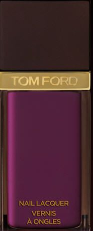 What color will Sara will be rocking this summer on her feet and toes? Tom Ford African Violet nail polish. (Image credit: Tom Ford) #klgandhodafavorites