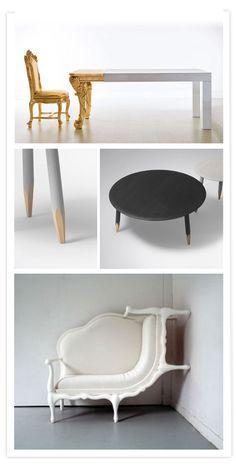 decoración divertida, décoration décalée, happy decoration, sillas, mesas, lámparas, sofás, chairs, tables, lights, chaises, tables, canapés, lumière