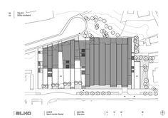 Resultado de imagem para Zamet Centre in Rijeka, Croatia Croatia, Centre, Floor Plans, Cases, Plants, Floor Plan Drawing, House Floor Plans