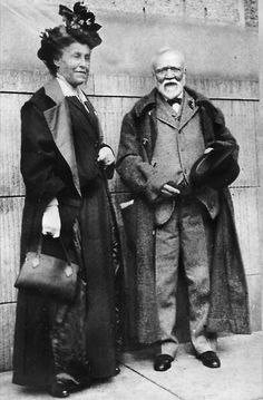 "Andrew Carnegie & Louise Whitfield   From Carnegie's personal memos:  ""It is the mind that makes the body rich. There is no class so pitiably wretched as that which possesses money and nothing else."""
