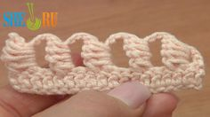 Crochet Bullion Block Stitch Tutorial 40 Part 6 of 7 Way to Work The Bullion Block  http://sheruknitting.com/videos-about-knitting/crochet-for-beginners/item/226-crochet-basics.html In this tutorial we demonstrate the bullion block stitch working around a double crochet post and around two double posts, we repeat yarn over and pull a loop 4 times (you can do more or less).
