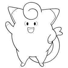 Image Result For Kawaii Pokemon Black And White