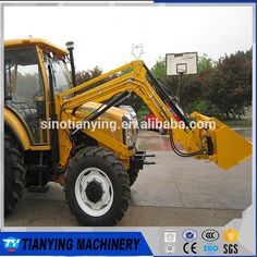 High quality Mini tractor Front end loader with certificate for sale