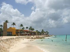 The Tamarijn  Druif beach Aruba