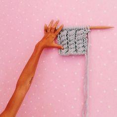 Morgane Mathieu / We Are Knitters Romy Scarf #romyscarf #weareknitters #wak #pink #aqua #yarn #wool #knit #knitting #knitwear #knittingaddict #knittingneedles #knittersofinstagram #instaknit #woolporn #wakxmorganem2 #diy #handmade #useyourhands